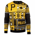 Pittsburgh Pirates Patches MLB Ugly Sweater by Klew