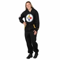 Pittsburgh Steelers Adult One-Piece NFL Klew Suit