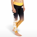 Pittsburgh Steelers (Gradient Print) NFL Leggings