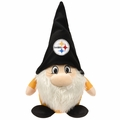 """Pittsburgh Steelers NFL 11"""" Plush Gnomie By Forever Collectibles"""