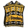 Pittsburgh Steelers NFL Poncho