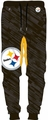 Pittsburgh Steelers NFL Polyester Mens Jogger Pant by Forever Collectibles
