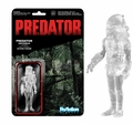 Predator (Stealth/Invisible) Predator ReAction 3 3/4-Inch Retro Action Figure