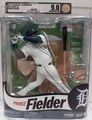 Prince Fielder (Detroit Tigers) MLB Series 30 McFarlane AFA GRADED U9.0