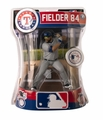 "Prince Fielder (Texas Rangers) 2016 MLB 6"" Figure Imports Dragon"