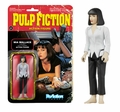 Mia Wallace (Pulp Fiction) ReAction 3 3/4-Inch Retro Action Figure