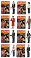 Pulp Fiction (Set of 8) ReAction 3 3/4-Inch Retro Action Figure