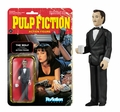 The Wolf (Pulp Fiction) ReAction 3 3/4-Inch Retro Action Figure