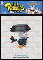 "Rabbids Invasion ""Chicken Surprise"" Sound And Action Figure Series 2"
