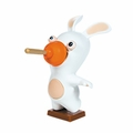 "Rabbids Invasion ""Plunger Face"" Sound And Action Figures Series 2"