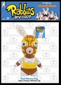 Rabbids Invasion Plush Loco Rabbid Series 2