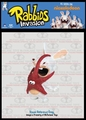 "Rabbids Invasion ""Starfish Friend"" Sound And Action Figures Series 2"