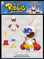 Rabbids Invasion Super BWAAAH!! Silly Swaps Series 1