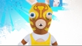Rabbids Invasion Plush Series 1 Loco Rabbid