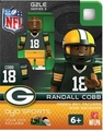 Randall Cobb (Green Bay Packers) NFL OYO G2 Sportstoys Minifigures