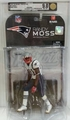 Randy Moss (New England Patriots) NFL Series 17 McFarlane AFA Graded 9.0