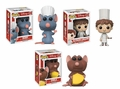 Ratatouille Complete Set (3) Funko Pop!