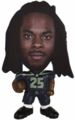 "Richard Sherman (Seattle Seahawks) NFL 5"" Flathlete Figurine"