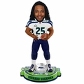 Richard Sherman (Seattle Seahawks) Super Bowl XLVIII Champ NFL Bobble Head Forever