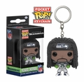 Richard Sherman (Seattle Seahawks) NFL Funko Pop! Keychain