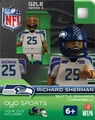 Richard Sherman (Seattle Seahawks) NFL OYO G2 Sportstoys Minifigures