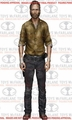 Rick Grimes The Walking Dead (TV) Series 6 McFarlane