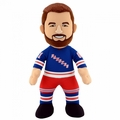 "Rick Nash (New York Rangers)  10"" NHL Player Plush Bleacher Creatures"