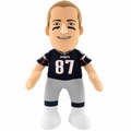 "Rob Gronkowski (New England Patriots) 10"" NFL Player Plush Bleacher Creatures"