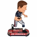 Rob Gronkowski (New England Patriots) 2017 NFL Headline Bobble Head by Forever Collectibles