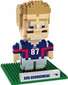 Rob Gronkowski (New England Patriots) NFL 3D Player BRXLZ Puzzle By Forever Collectibles