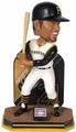 Roberto Clemente (Pittsburgh Pirates) 2016 MLB Name and Number Bobble Head Forever Collectibles