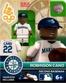 Robinson Cano (Seattle Mariners) OYO Sportstoys Minifigures G3LE