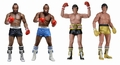 Rocky 40th Anniversary Series 1 Action Figures by NECA
