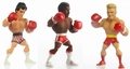Rocky III (Set of 3) Kasual Friday SuperStars Wave 2 Action Figures