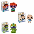 Rugrats Complete Set (3) 90s Nickelodeon Fuko Pop!