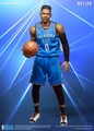 "Russell Westbrook (Oklahoma City Thunder) 1/9th Scale 8"" Action Figure Enterbay"