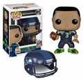Russell Wilson (Seattle Seahawks) NFL Funko Pop! #1