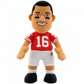 "Russell Wilson (Wisconsin Badgers) 10"" Player Plush Bleacher Creatures"
