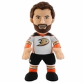 "Ryan Kesler (Anaheim Ducks) 10"" NHL Player Plush Bleacher Creatures"