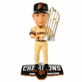 Ryan Vogelsong (San Francisco Giants) 2014 World Series Champs Trophy Bobble Head Forever