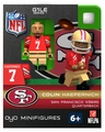 San Francisco 49ers OYO Minifigures
