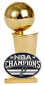 San Antonio Spurs 2014 NBA Champions Trophy Paper Weight