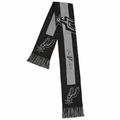 San Antonio Spurs 2016 NBA Big Logo Scarf By Forever Collectibles