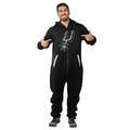 San Antonio Spurs Adult One-Piece NBA Klew Suit