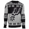 San Antonio Spurs Big Logo NBA Ugly Sweater