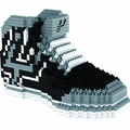 San Antonio Spurs NBA 3D Sneaker BRXLZ Puzzle By Forever Collectibles