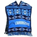 San Diego Chargers NFL Poncho