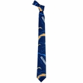 San Diego Chargers NFL Ugly Tie Repeat Logo by Forever Collectibles