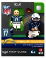 San Diego Chargers OYO Minifigures