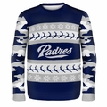 San Diego Padres MLB Ugly Sweater Wordmark